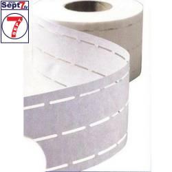 Vlieseline® Bundfix Perfobande G4 Blanc