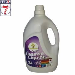 Lessive liquide LAVANDE 3L