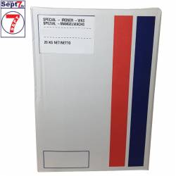 Cire Sélection Carton 20kg