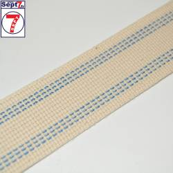 Sangle poly-coton 30 mm x100 m